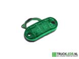2-LED-Zijmarkering-sier-verlichting-groen