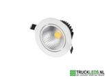 3-Watt-LED-inbouwspot