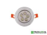 5-Watt-LED-inbouwspot