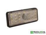 Verlichte-rechthoek-LED-reflector-wit