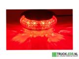 Mini LED breedte/hoogte markering rood._