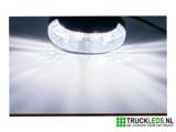 Mini LED breedte/hoogte markering wit._