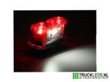 LED kenteken verlichting._