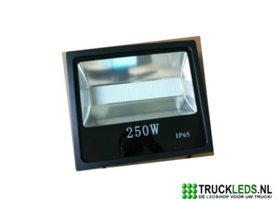 LED schijnwerper 250W IP65 4000k.