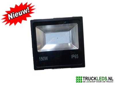 LED schijnwerper 150W IP65 4000k.