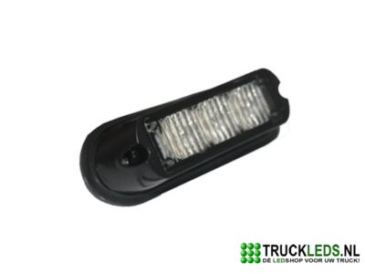 LED grill flitser 3W
