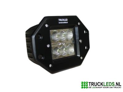 LED inbouwwerklamp 24W