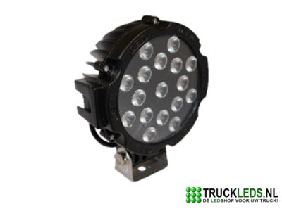 LED werklamp/verstraler 51 Watt