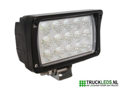 LED werklamp 45 Watt rechthoek