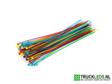 Kabelbinder-25x-200-kleur-mix