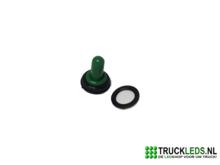 Rubber-schakelaar-hoesje-groen
