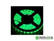 5-meter-LEDstrip-24v-waterproof-Groen