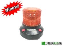 Draagbaar-Oranje-LED-zwaailicht-met-batterij-en-magneet-zuignap