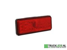 Verlichte-reflector-rood
